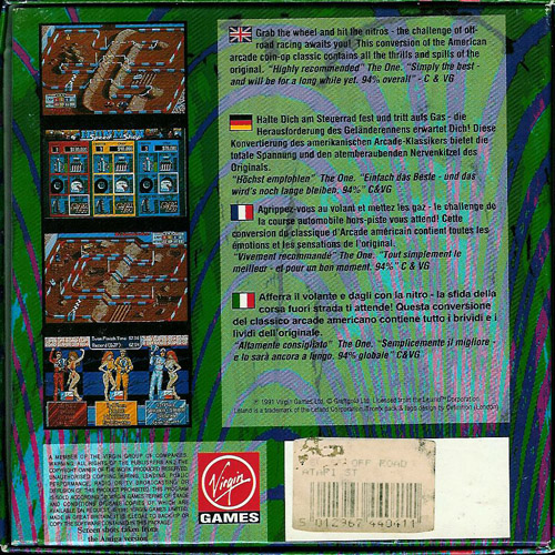 Thumbnail of other scans of the game box