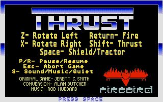Thumbnail of other screenshot of Thrust