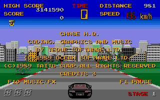 Screenshot of Chase H.Q.