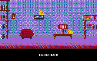 Screenshot of Tom & Jerry - Hunting High and Low