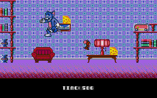 Thumbnail of other screenshot of Tom & Jerry - Hunting High and Low