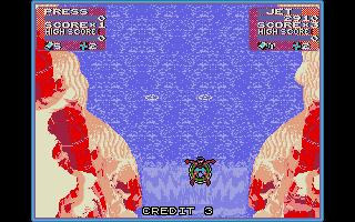 Screenshot of Toobin'