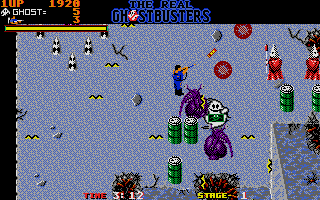 Thumbnail of other screenshot of Real Ghostbusters, The