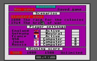 Thumbnail of other screenshot of Colonial Conquest
