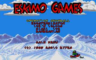 Screenshot of Eskimo Games