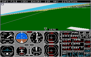 Thumbnail of other screenshot of Flight Simulator 2
