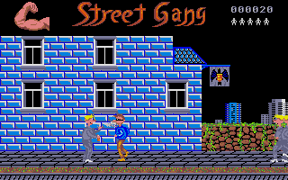 Thumbnail of other screenshot of Street Gang