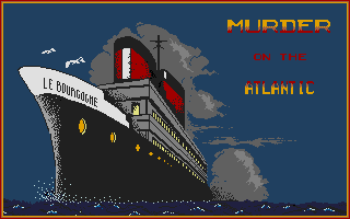 Thumbnail of other screenshot of Murder on the Atlantic