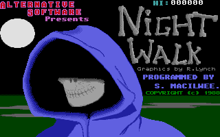 Thumbnail of other screenshot of Night Walk