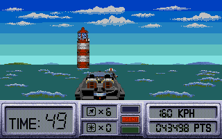 Thumbnail of other screenshot of OutRun Europa