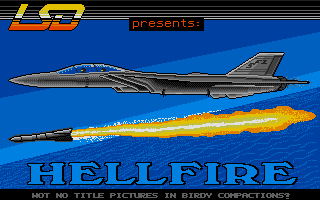 Thumbnail of other screenshot of Hellfire Attack