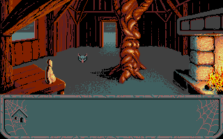 Screenshot of Legend of Djel