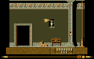 Screenshot of Eye of Horus