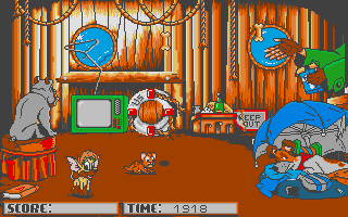 Screenshot of Oliver & Company