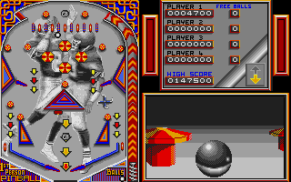 Thumbnail of other screenshot of First Person Pinball