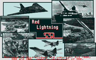 Thumbnail of other screenshot of Red Lightning