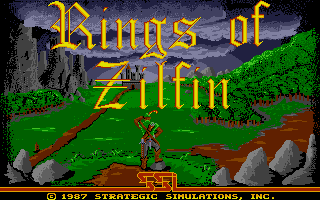 Thumbnail of other screenshot of Rings Of Zilfin
