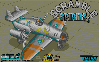 Thumbnail of other screenshot of Scramble Spirits