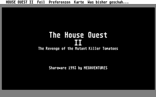 Thumbnail of other screenshot of House Quest 2 - The Revenge of the Mutant Killer Tomatoes, The