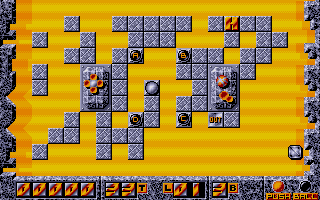 Screenshot of Rush II