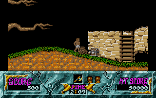 Thumbnail of other screenshot of Ghouls & Ghosts