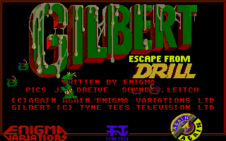 Thumbnail of other screenshot of Gilbert - Escape from drill