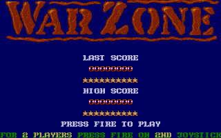 Thumbnail of other screenshot of War Zone