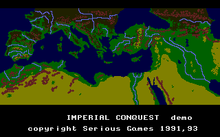 Thumbnail of other screenshot of Imperial Conquest