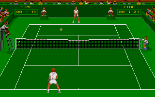 Screenshot of Great Courts