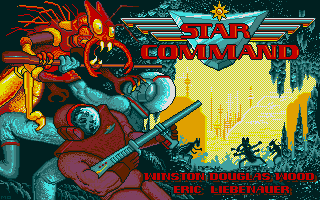 Thumbnail of other screenshot of Star Command