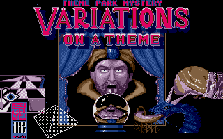 Screenshot of Theme Park Mystery - Variations on a Theme