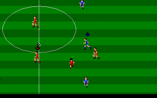 Thumbnail of other screenshot of Kenny Dalglish Soccer Match