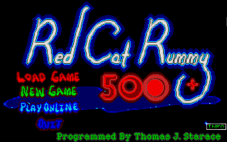Thumbnail of other screenshot of Red Cat Rummy 500+