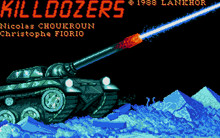 Large screenshot of Killdozers