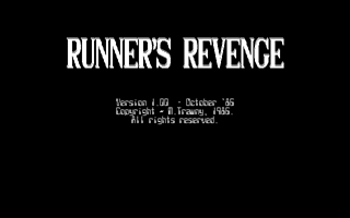 Thumbnail of other screenshot of Runner's Revenge