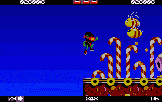 Screenshot of Zool
