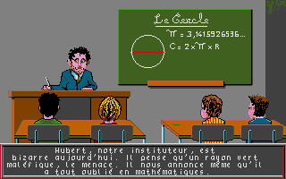 Large screenshot of Le Labyrinthe Aux Cent Calculs