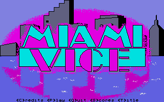 Thumbnail of other screenshot of Miami Vice