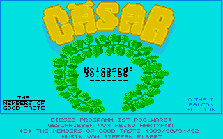 Large screenshot of Cäsar