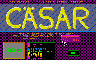 Thumbnail of other screenshot of Cäsar