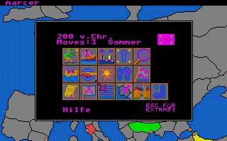 Screenshot of Cäsar