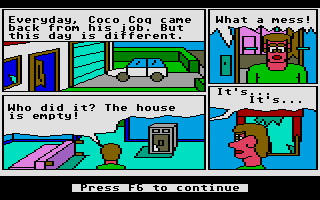 Thumbnail of other screenshot of Coco Coq in Grostesteing's Base