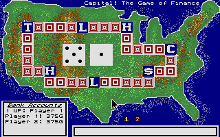 Screenshot of Capital! The Game of Finance
