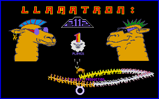 Thumbnail of other screenshot of Llamatron