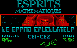 Thumbnail of other screenshot of Esprits Maths CE1-CE2 - volume 1