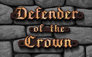 Screenshot of Defender of the Crown