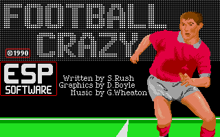 Thumbnail of other screenshot of Football Crazy
