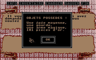 Screenshot of Necromancien, Le