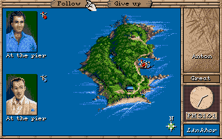 Thumbnail of other screenshot of Maupiti Island