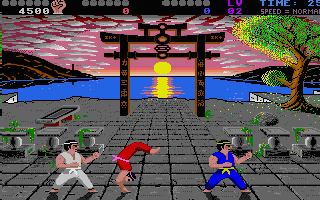 Thumbnail of other screenshot of International Karate Plus